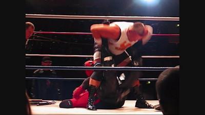"Flip ""Wolfman"" Jackson vs. Josh Booty (Part Three)"